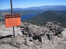 Mt Judah Sept 2014 059