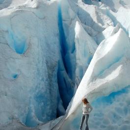 Jostalsbreen Glacier in Norway