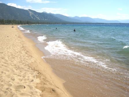 Nevada Beach: Mountain Paradise