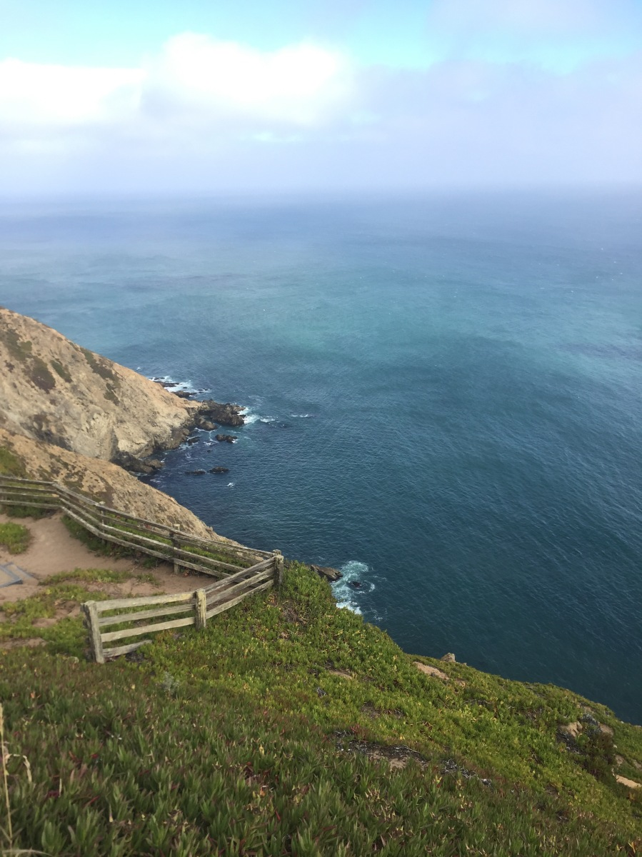 USA, California: Backpacking Into Point Reyes National Seashore
